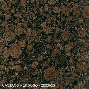 Marmoles Escudero - Granitos - 053 CASTAÑO VERDOSO
