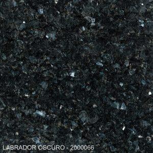 Marmoles Escudero - Granitos - 066 LABRADOR OSCURO