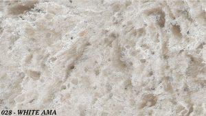 Marmoles Escudero - Quartz Compac - 028-WHITE-AMA