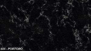 Marmoles Escudero - Quartz Compac - 035-PORTORO