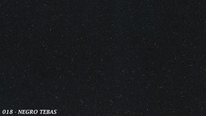 Marmoles Escudero - Silestone - 018-NEGRO-TEBAS