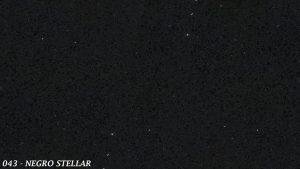 Marmoles Escudero - Silestone - 043-NEGRO-STELLAR