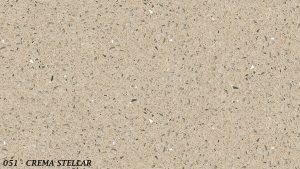 Marmoles Escudero - Silestone - 051-CREMA-STELLAR
