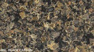 Marmoles Escudero - Silestone - 068-BLACK-CANYON