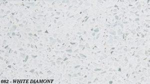 Marmoles Escudero - Silestone - 082-WHITE-DIAMONT